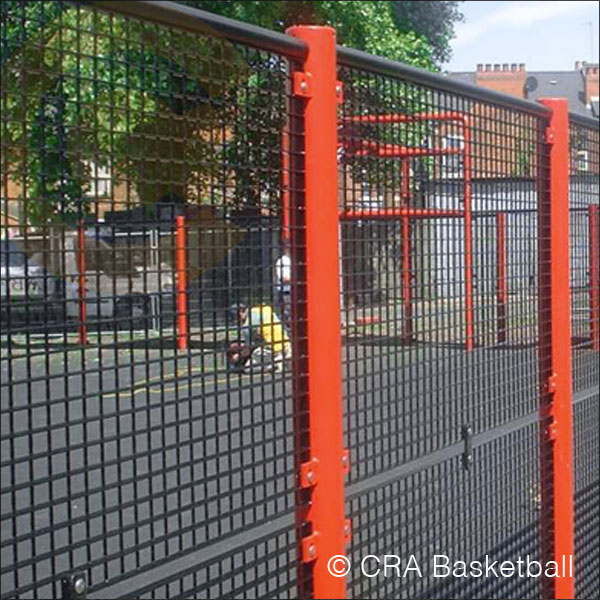 Perimeter Boundary Ball Stop Netting 6m