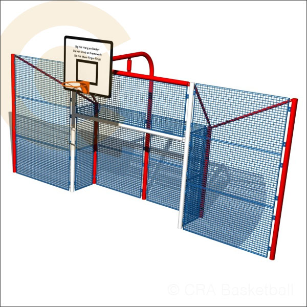 OUTDOOR MULTI SPORTS MULTI USE GAMES AREA
