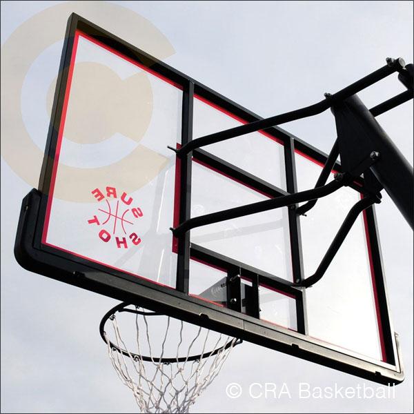 SURE SHOT BASKETBALL GOALS