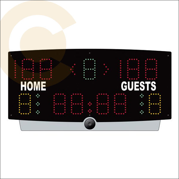 TABLE TOP BASKETBALL SCOREBOARD